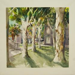 1r premi aquarel·la 2013 - Jordi Pons