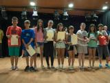 Guanyadors i finalistes del GRUP C