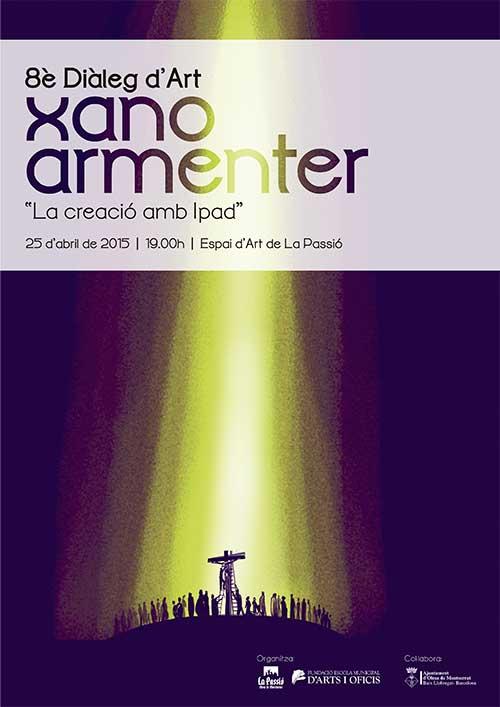 Cartell Xano Armenter 2015