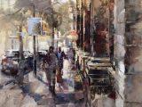 4rt premi 42è Concurs Pintura Ràpida (Joan Josep Alemany)