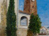 3er premi 46è Concurs de Pintura Local (Carme Cascante)
