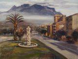 1er premi 42è Concurs Pintura Ràpida (Antoni Subirana)