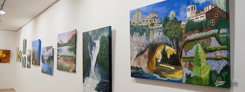 Pintors d'Olesa 2016