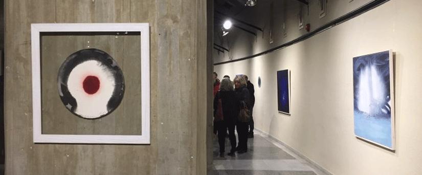 Diàleg d'art amb Francesca Llopis
