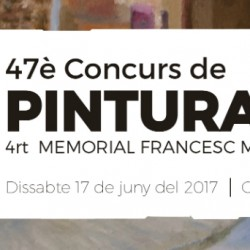 47è Concurs de Pintura Local