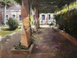 2n premi Pintura Ràpida – Arts i Oficis – Mercè Humedas