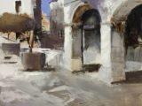 3r premi Pintura Ràpida – Daina Isard – Josep Millas