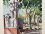 3r premi Pintura Ràpida – Recreatius Olesa – Jordi Pons