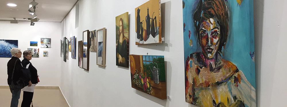 27a Exposició Pintors d'Olesa 2018