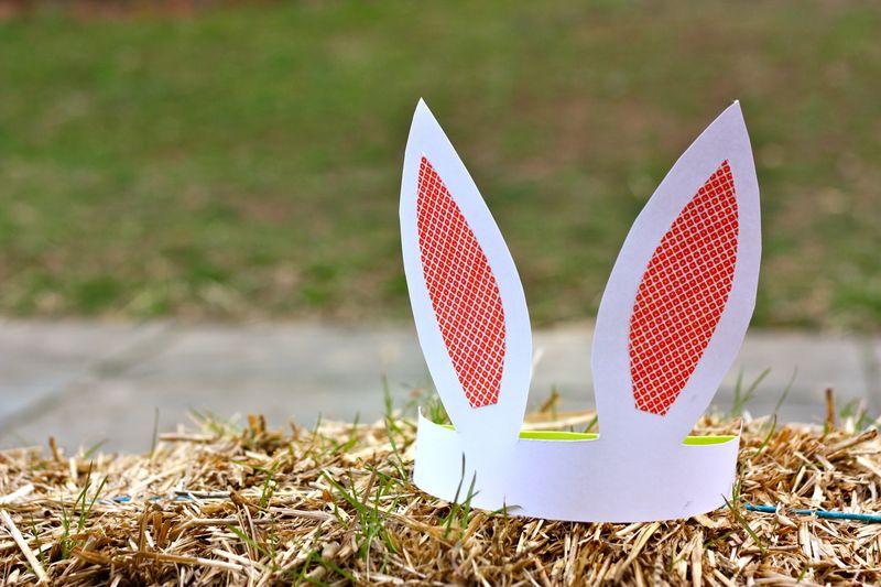 manualitats de setmana santa - orelles de conill