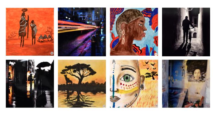 Lliurament de premis del 19è Concurs de Dibuix i Pintura i del 9è Concurs de Fotografia Digital