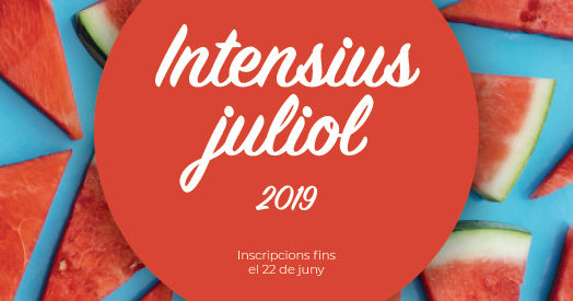 intensius juliol