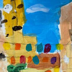 1er Concurs de Pintura Ràpida Infantil