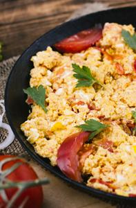 cuinar amb ous