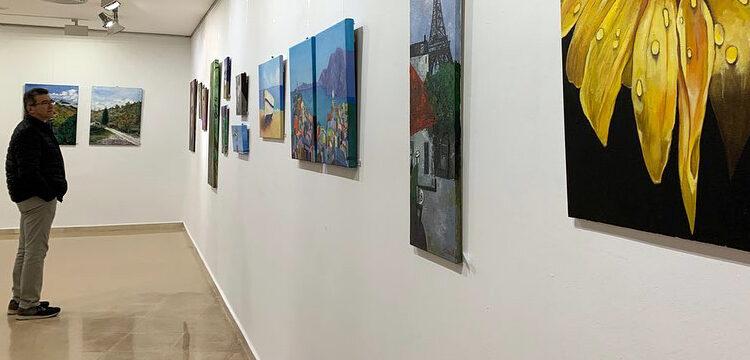 28a Mostra Pintors d'Olesa