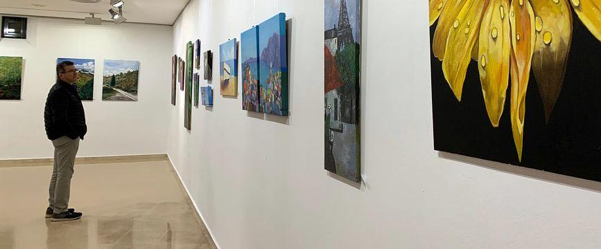 28a Mostra Pintors d'Olesa 2019