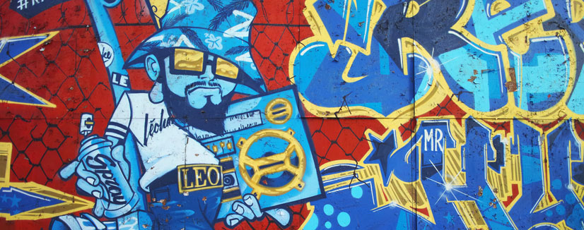 Graffittis - Art urbà